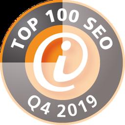 iBusiness Top-100 SEO Agenturen - 4. Quartal 2019